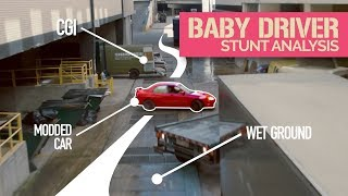 Baby Driver, Stunt Analysis: Carfection At The Drive-In - PILOT EPISODE