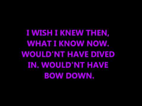 Wide Awake Katy Perry Lyrics video