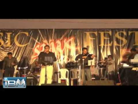 Nin Sneham Paduvan By Brown M Thomas  Spark Of Grace Music Fest 2013 video