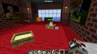 30 Second Minecraft: Crafting Mo-Creatures Litter Box