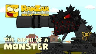 Tanktoon: The Birth of a Monster. RanZar
