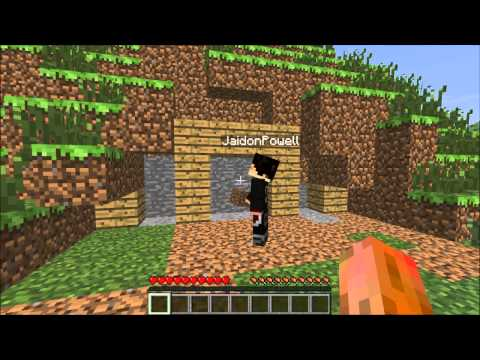 Minecraft Survival Co op Part 1