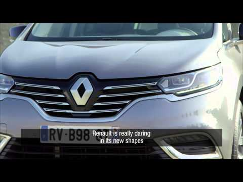 Perspectives: New Renault Espace in the eye of an Airbus designer