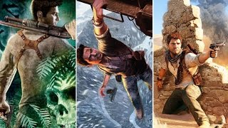 Мыльный обзор  - Uncharted The Nathan Drake Collection