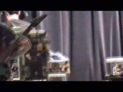 MORBID ANGEL: Soundcheck - Hof Ter Loo, Belgium Dec. 2000