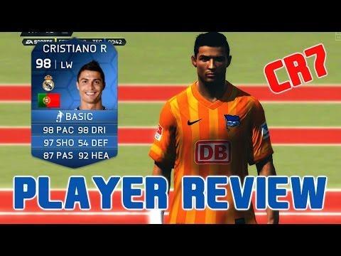 FIFA 14 : Cristiano Ronaldo TOTY Player Review [GERMAN] HD