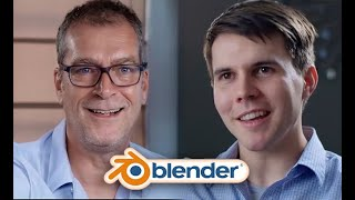 Тон Рузендаль - о прошлом и будущем Blender и заёбах Autodesk / вДудь