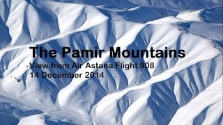 The Pamir Mountains