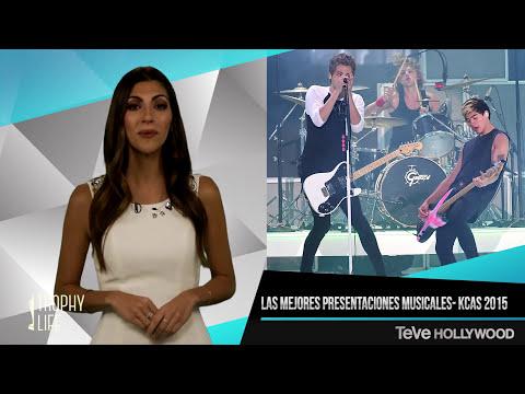 Nick Jonas, Iggy, 5SOS Presentaciones Musicales en Kids Choice Awards 2015