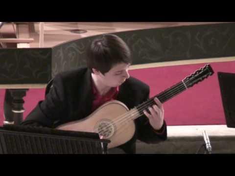 Pieces in C Major from Varii Capriccii - Francisco Corbetta