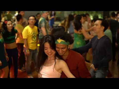 Zouk SEA 2016 Social Dances  Several TBT 2 ~ video by Zouk Soul