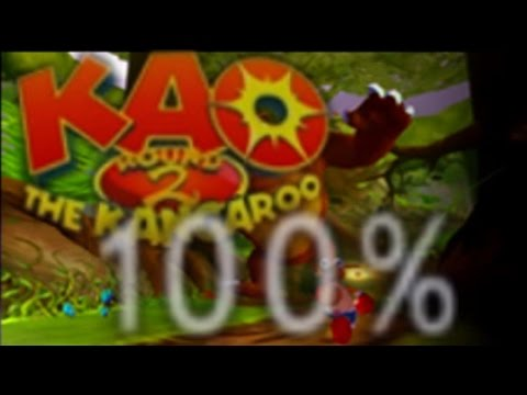 Kao the Kangaroo (PC) - Round 2 - 100% Completion