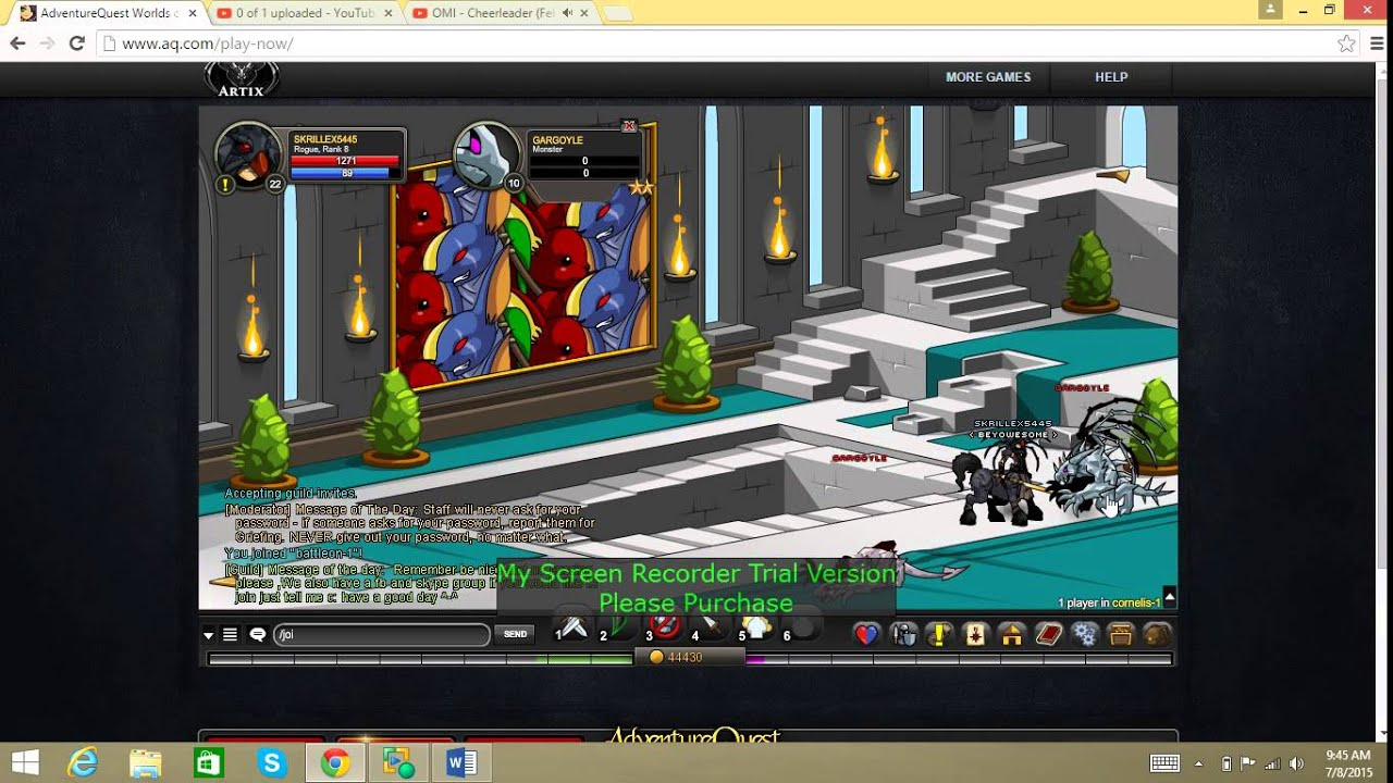 Wings Aqw Aqw How to Get Gargoyle Wings