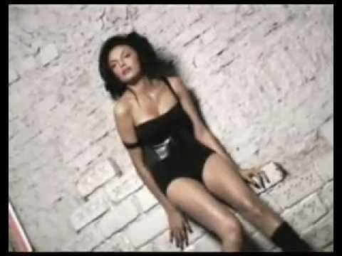 Sherlyn Chopra wears gothic corset faux fur ala Shaune Bagwell