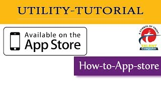 App Store- mac OS x tutorial