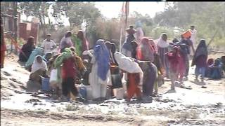 Kot Gulam Dust  Report - Sindh TV News
