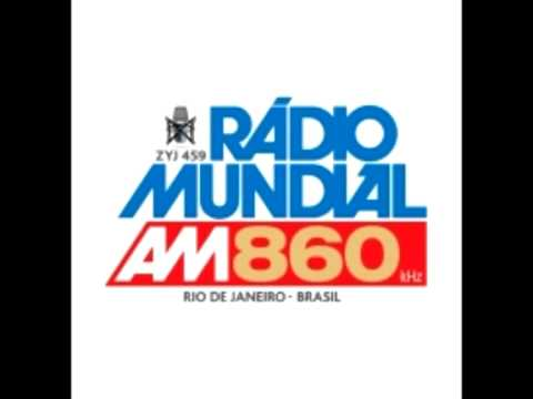 Rádio Mundial AM 860 - Mix Red Flag e Tony Garcia