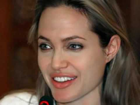 The Gimp Makes up with Angelina - Makeover Tutorial