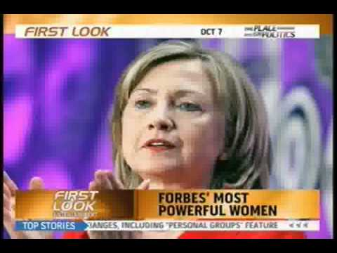 FORBES 2010 100 MOST POWERFUL WOMEN LIST IS A JOKE -  IT IS MADE UP ,  RIDICULOUS , AND INACCURATE