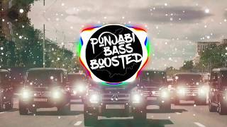 Outlaw Sidhu Moosewala Bass Boosted Byg Byrd Jatt Life Studios Punjabi Songs 2019