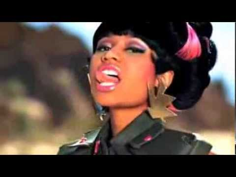 "Nicki Minaj - ""Massive Attack"" (BAzer Remix)"