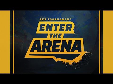 Enter The Arena - Battlerite 3v3 Tournament