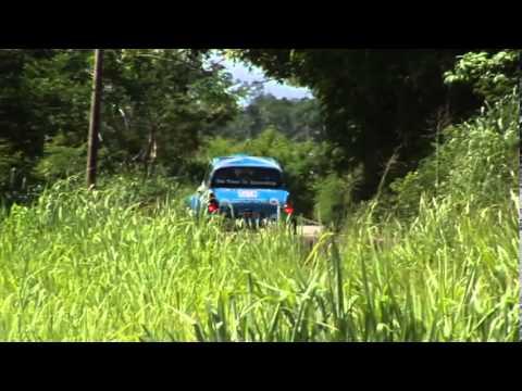 Rally Barbados day 1 2012