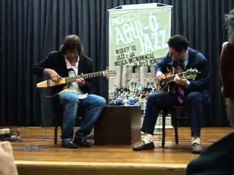 Toninho Horta e John Pizzarelli - Waiting for Angela