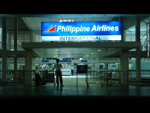 Philippine Airport Security Allegedly Put Bullets In Bags - Newsy