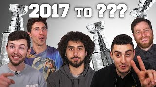 Can You Name Every Stanley Cup Winner in Reverse Order?