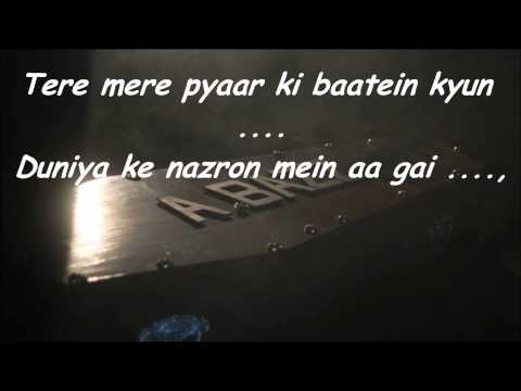 A-bazz - Pyar Ki Baatein Lyrics video