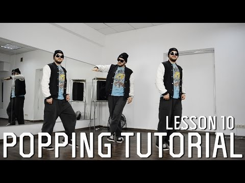 Popping Tutorials | Lesson 10 - Walk Out