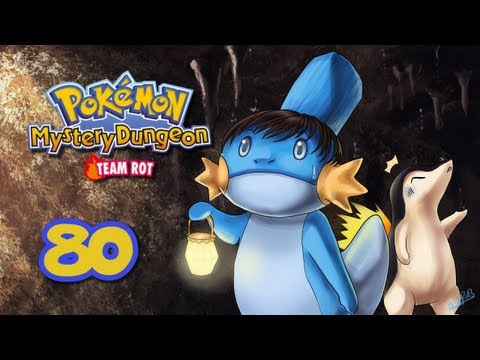 Let's Play Pokémon Mystery Dungeon: Rot [Blind / German] - #80 - Der Schein trügt
