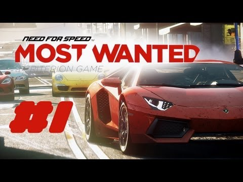 Let's Play Need for Speed: Most Wanted [Deutsch/Full-HD] - EA Event Teil 1 Singleplayer