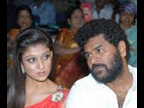 Nayantara stays in Mumbai with Prabhudeva