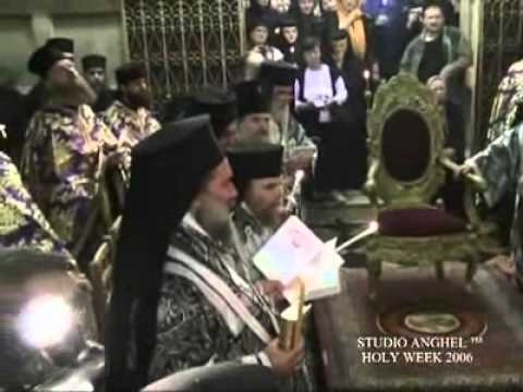 Nora Blond - Orthodox Easter in Jerusalem & The Holy Fire (2006 Footage) Documentary