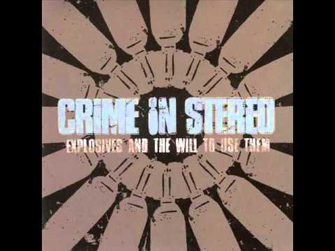 Crime In Stereo - Terribly Softly