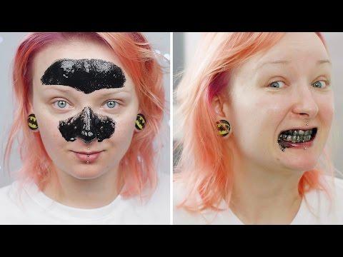 DIY: Węgiel Sposobem Na Zaskórniki I Białe Zęby ♡ Red Lipstick Monster ♡