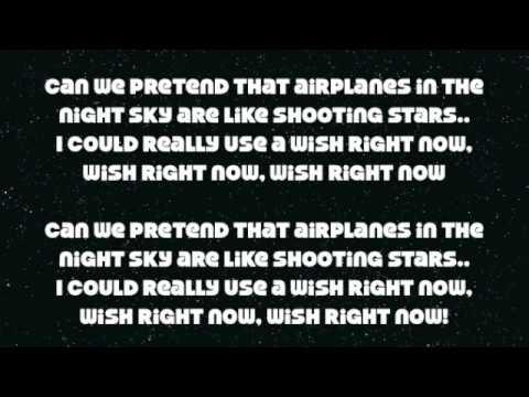 Airplanes - B.o.B ft. Eminem & Hayley Williams (of Paramore) [Lyrics]