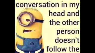 Funny And Hilarious Minions Jokes - Minions Quotes