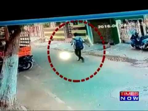 Infosys Employee Murder: Cops Release Suspect's Footage