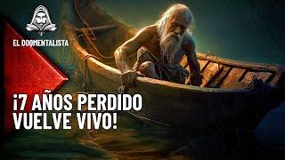 Hombre vuelve del TRIÁNGULO DE LAS BERMUDAS con vida tras 7 años