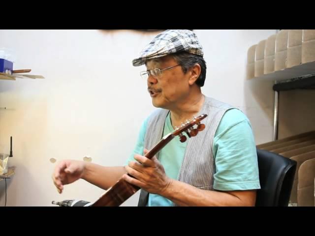 Papa KoAloha - Finishing Touches