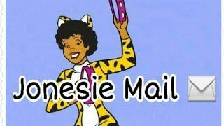 Jonesie Mail: Amber Crane..  CruzzinWithCrystal & Teresa