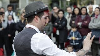 Street Magic: 5 maghi per le strade di Parma - 29 marzo 2014
