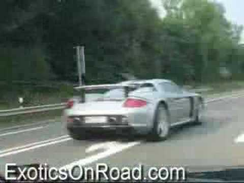 Porsche Carrera gt Price India Porsche Carrera gt Overtaking
