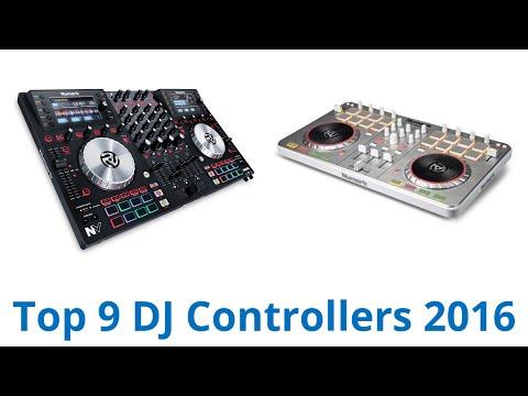9 Best DJ Controllers 2016