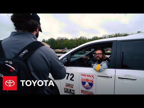 Siennas Race in One Lap of America 2016   Sienna   Toyota