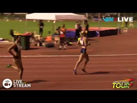 Queensland Track Classic - Sally Pearson 100m hurdles
