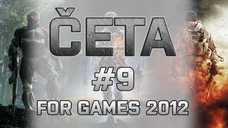 Četa - reportáž z akce For Games 2012